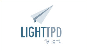Lighttpd Web Server logo