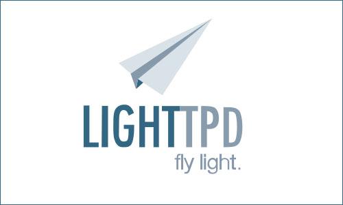Lighttpd Web Server logo